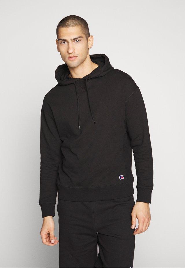 MASON3 - Jersey con capucha - black