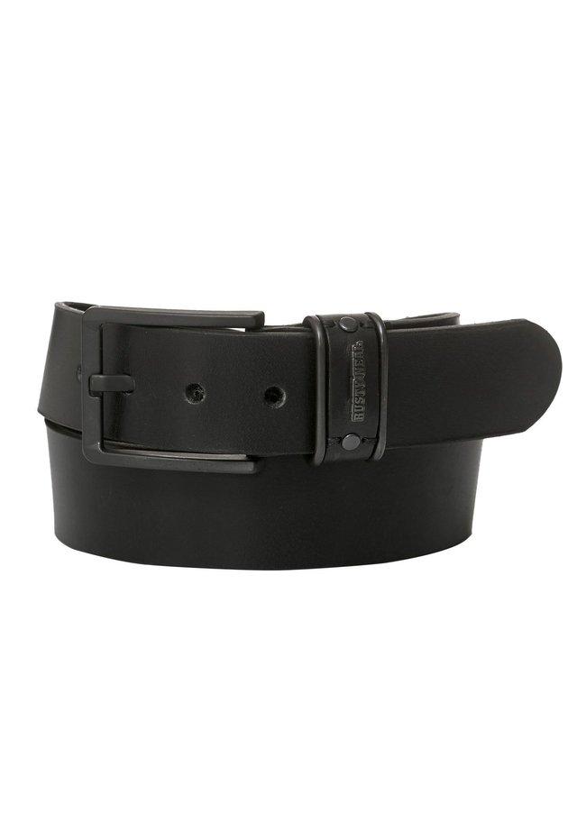 BASIC  - Belt - schwarz