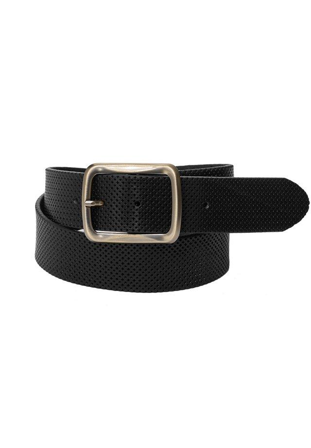 DESIGNER  - Belt - schwarz