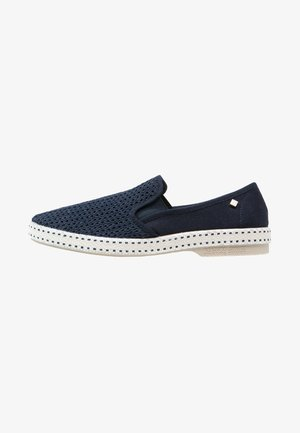 Loafers - marine