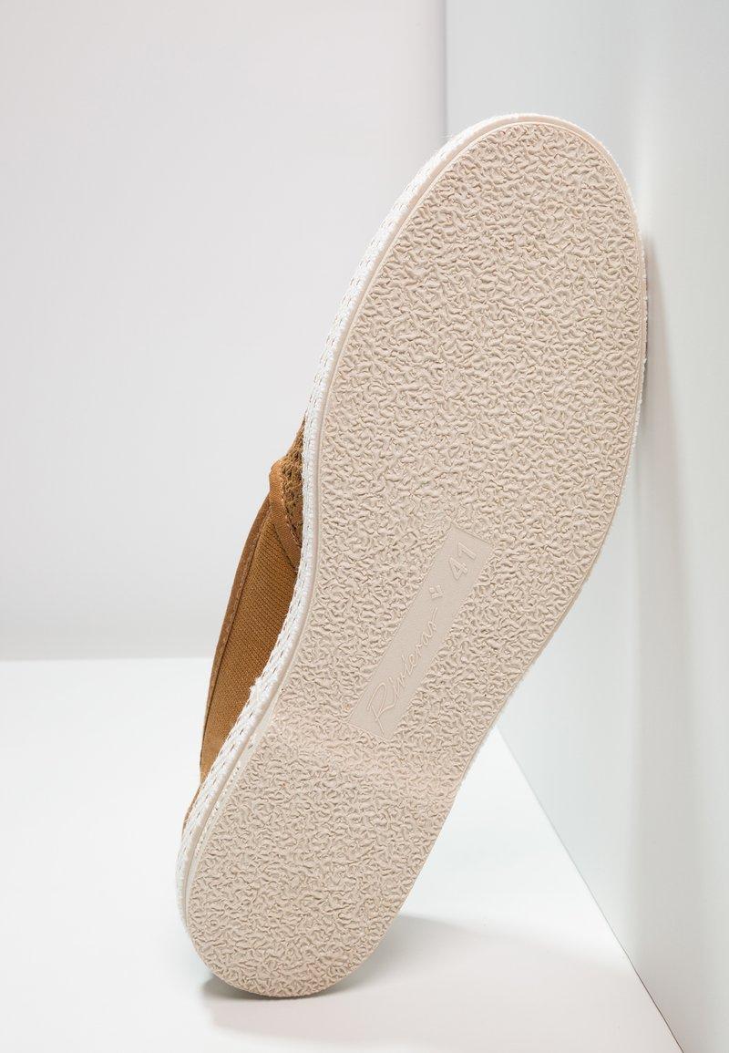 RIVIERAS CLASSIC - Slippers - miel