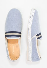 RIVIERAS - COLLEGE OXFORD - Loafers - bleue - 1