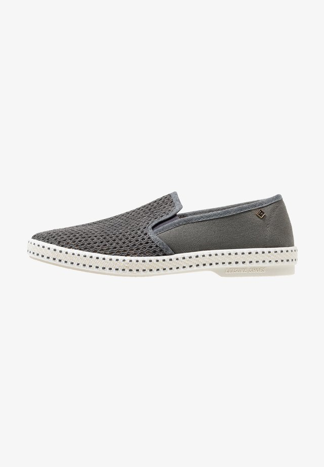 CLASSIC 20° - Loafers - anthracite