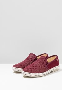 RIVIERAS - CLASSIC 20° - Loafers - bordeaux - 2