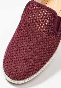 RIVIERAS - CLASSIC 20° - Loafers - bordeaux - 5