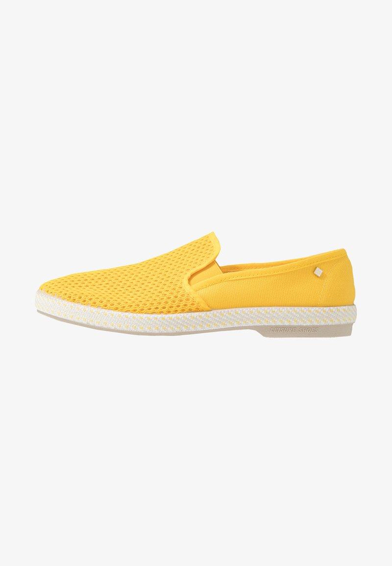 RIVIERAS - CLASSIC 20° - Slip-ons - jaune