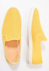 RIVIERAS - CLASSIC 20° - Slip-ons - jaune - 1