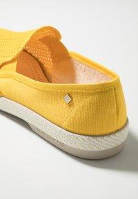 RIVIERAS - CLASSIC 20° - Slip-ons - jaune - 5
