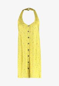 RVCA - BABY - Skjortklänning - mustard - 4