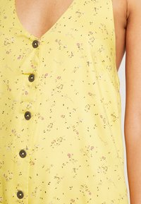 RVCA - BABY - Skjortklänning - mustard - 5