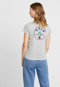 RVCA - ROSIE - T-shirt med print - athletic heather - 2
