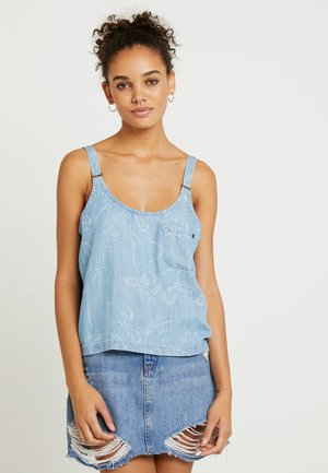 COLLECTOR - Blouse - light blue