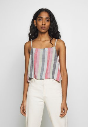 LOGAN STRIPE - Top - multi