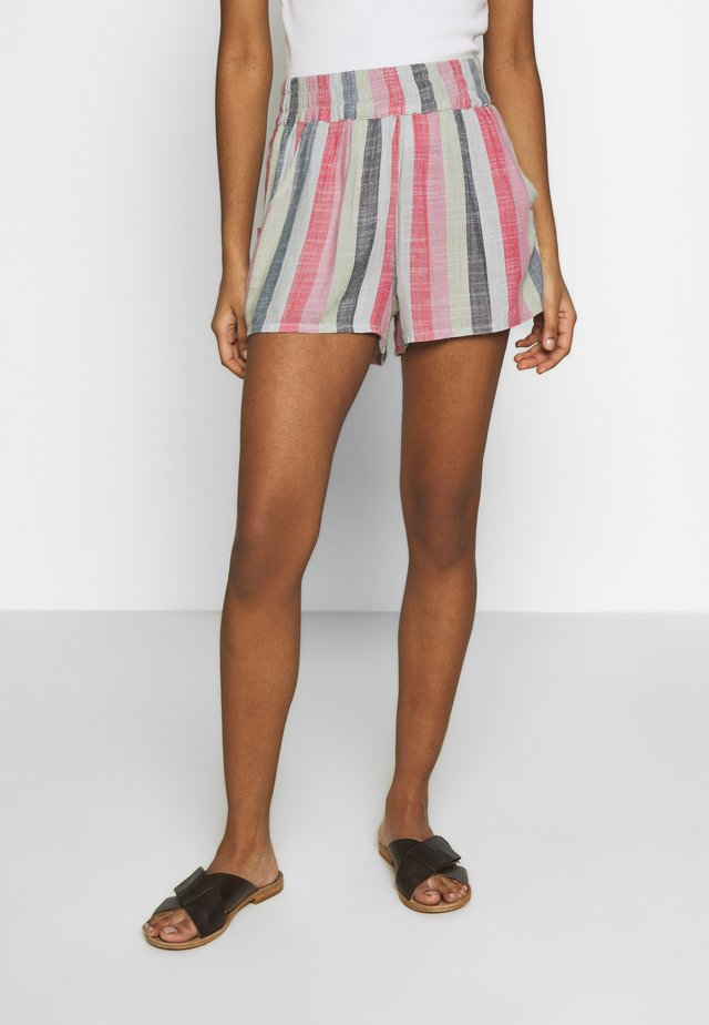 SUGGEST STRIPE - Shorts - multi