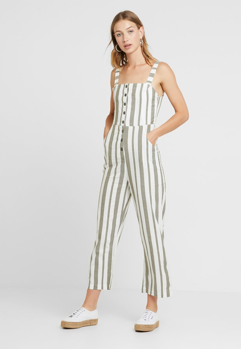 RVCA - STUNNAH - Overall / Jumpsuit /Buksedragter - army drab