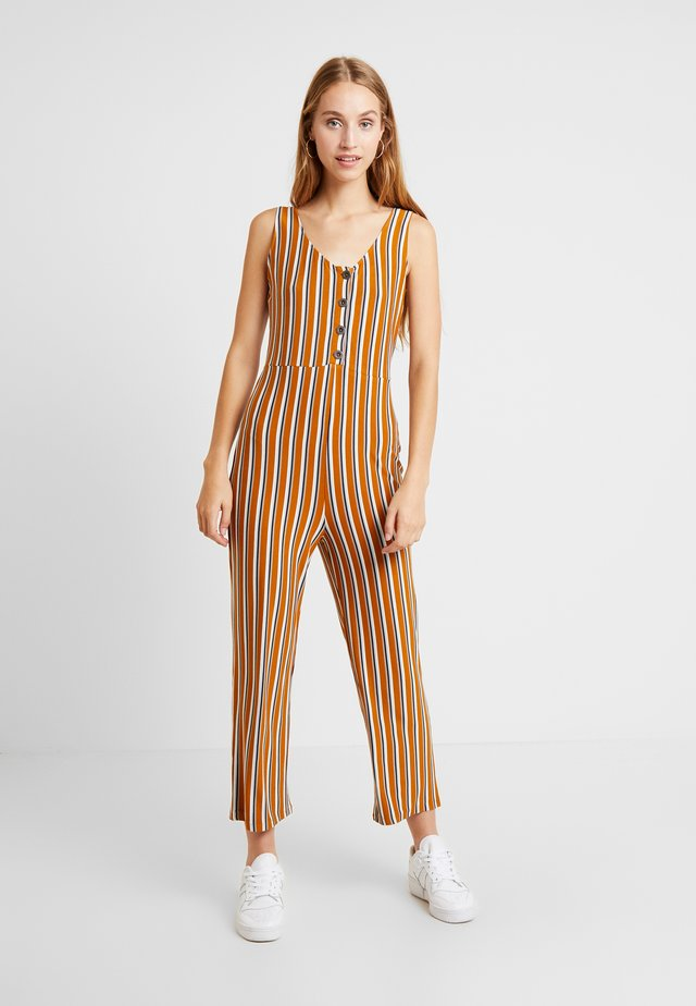 CARLTON - Jumpsuit - cathay spice