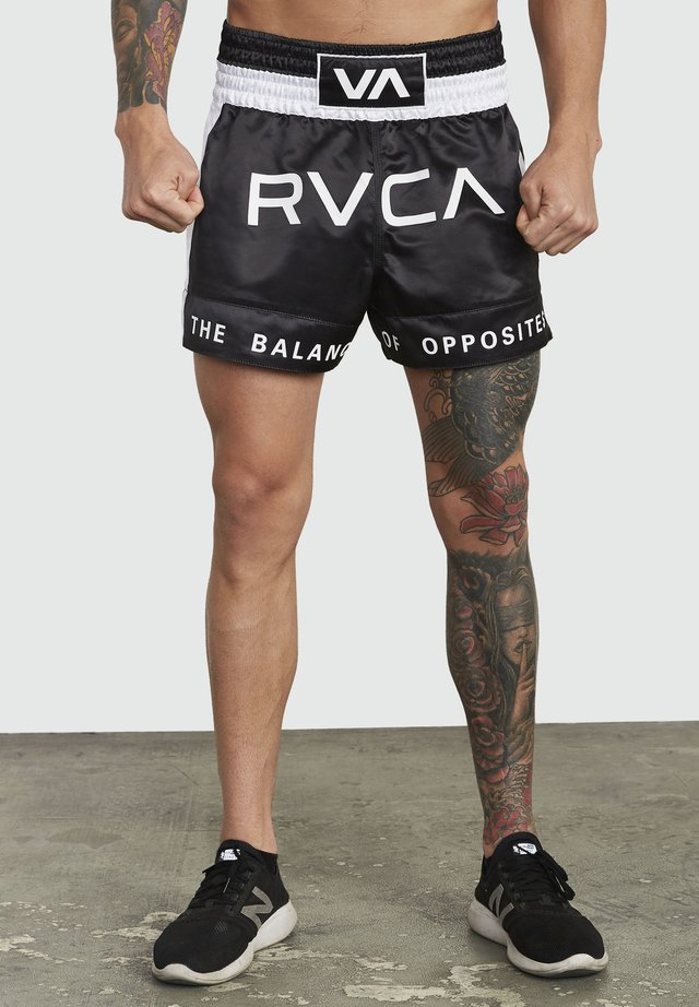 MUAY THAI DE - Short de sport - black