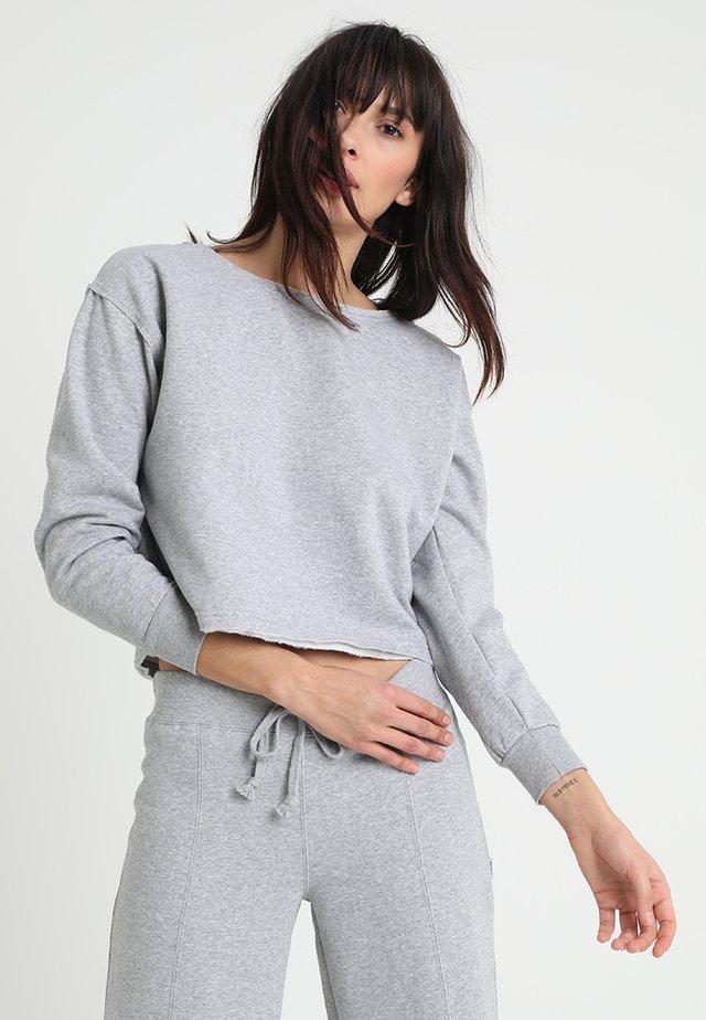 STRANGER  - Strand accessories - heather grey