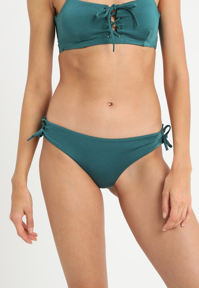 SOLID SHIMMER MEDIUM - Bas de bikini - spruce