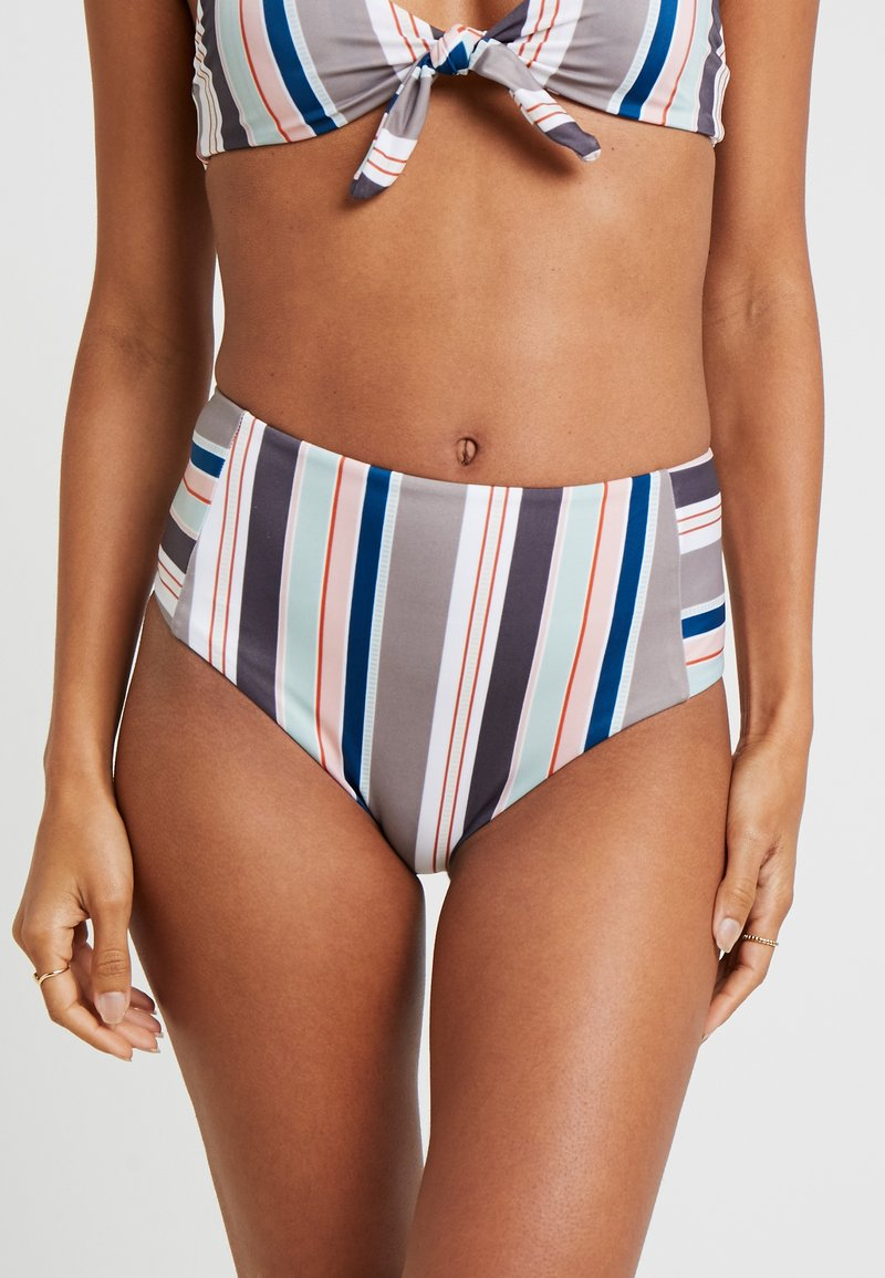 RVCA - OFF SHORE HIGH WAIST SKIMPY - Bikini-Hose - creme