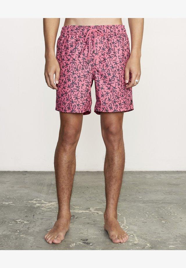 Swimming shorts - retro pink