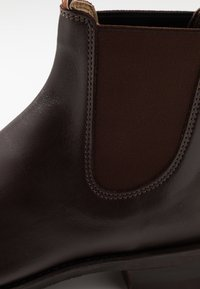 R. M. WILLIAMS - COMFORT TURNOUT ROUND G FIT - Bottines - chesnut yearling - 5