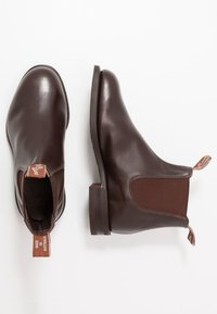 R. M. WILLIAMS - COMFORT TURNOUT ROUND G FIT - Bottines - chesnut yearling - 1