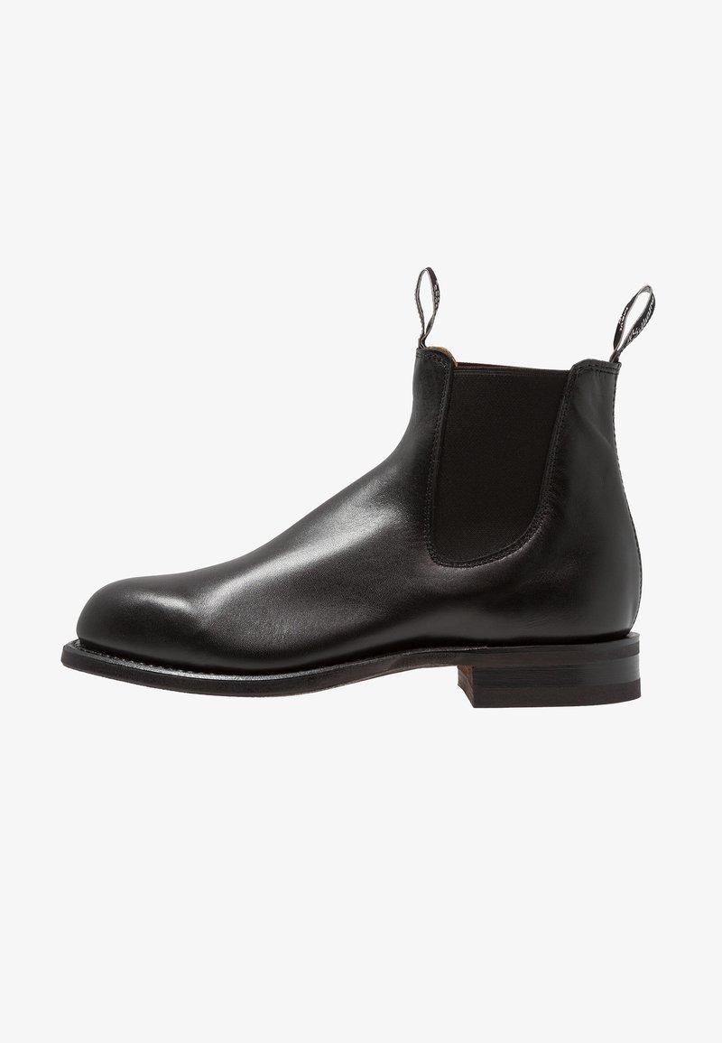 R. M. WILLIAMS - COMFORT TURNOUT ROUND G FIT - Korte laarzen - black