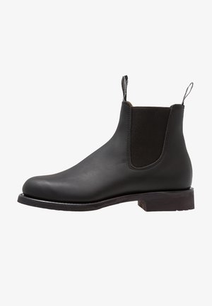 GARDENER ROUND G FIT - Bottines - black