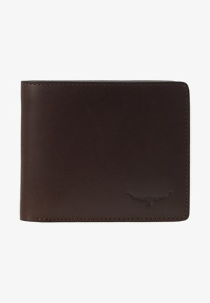 CITY WALLET WITH COIN POCKET - Portefeuille - chestnut
