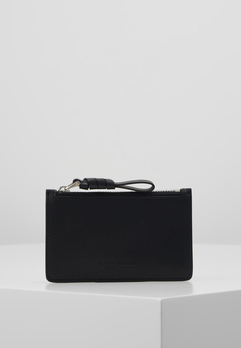 R. M. WILLIAMS - CITY ZIP COIN PURSE AND CARD HOLDER - Wallet - black