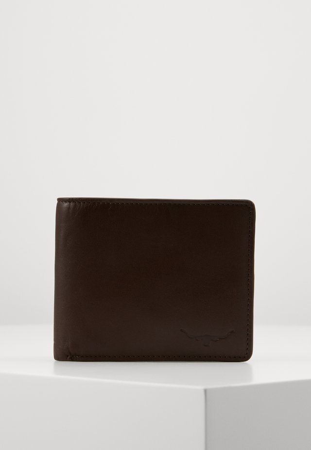CITY WALLET BIFOLD - Portfel - chesnut