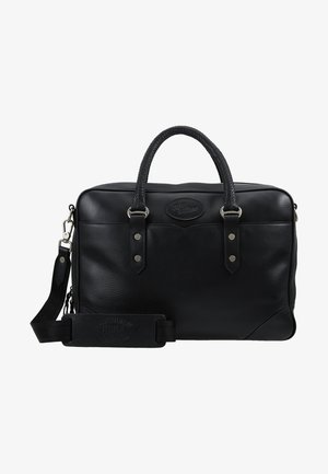 BRIEFCASE - Aktovka - black