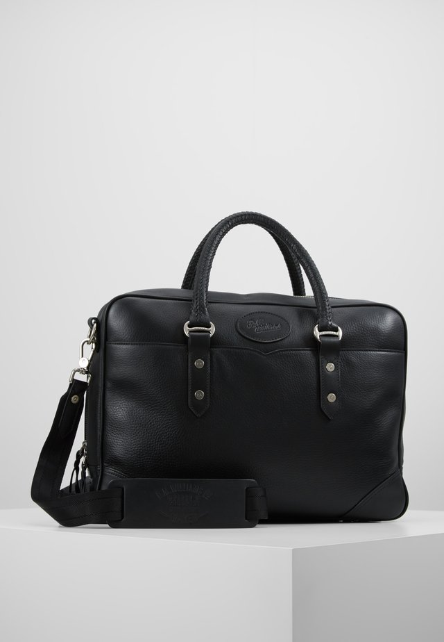 BRIEFCASE - Stresskoffert - black