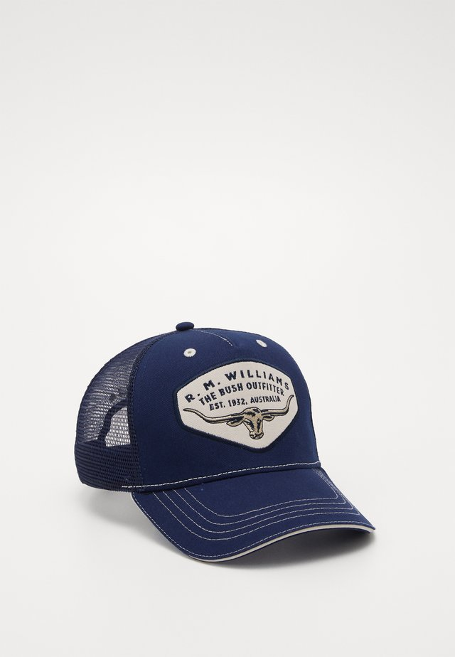 TRUCKER - Cap - navy