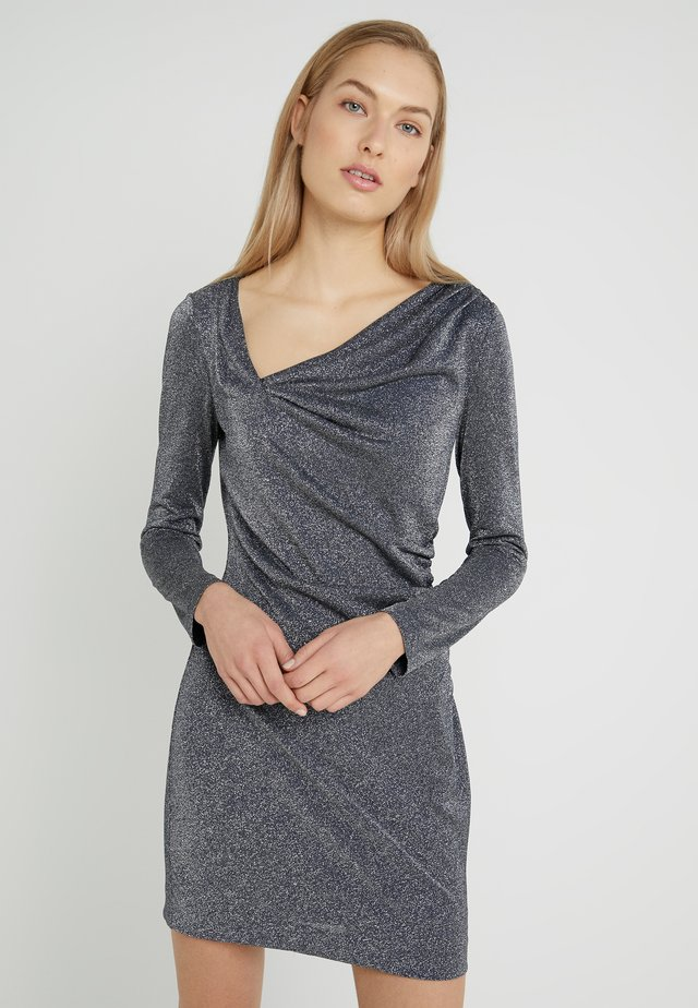 MALLORY DRESS - Cocktail dress / Party dress - midnight navy