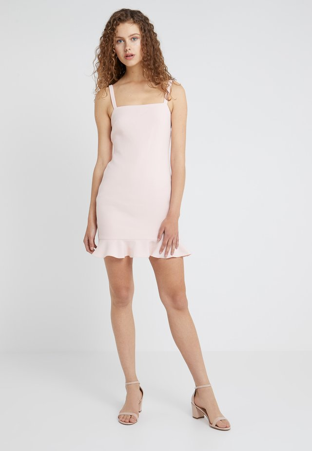 DARCIE DRESS - Jersey dress - rosebud