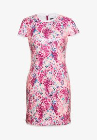 Rachel Zoe - LILI DRESS - Cocktailkjoler / festkjoler - pink/multi-coloured - 4