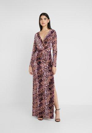 DIANORA GOWN - Długa sukienka - dark purple