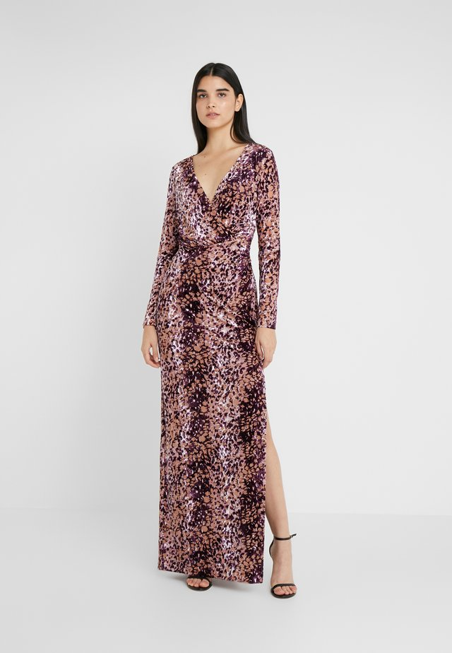 DIANORA GOWN - Maxi dress - dark purple