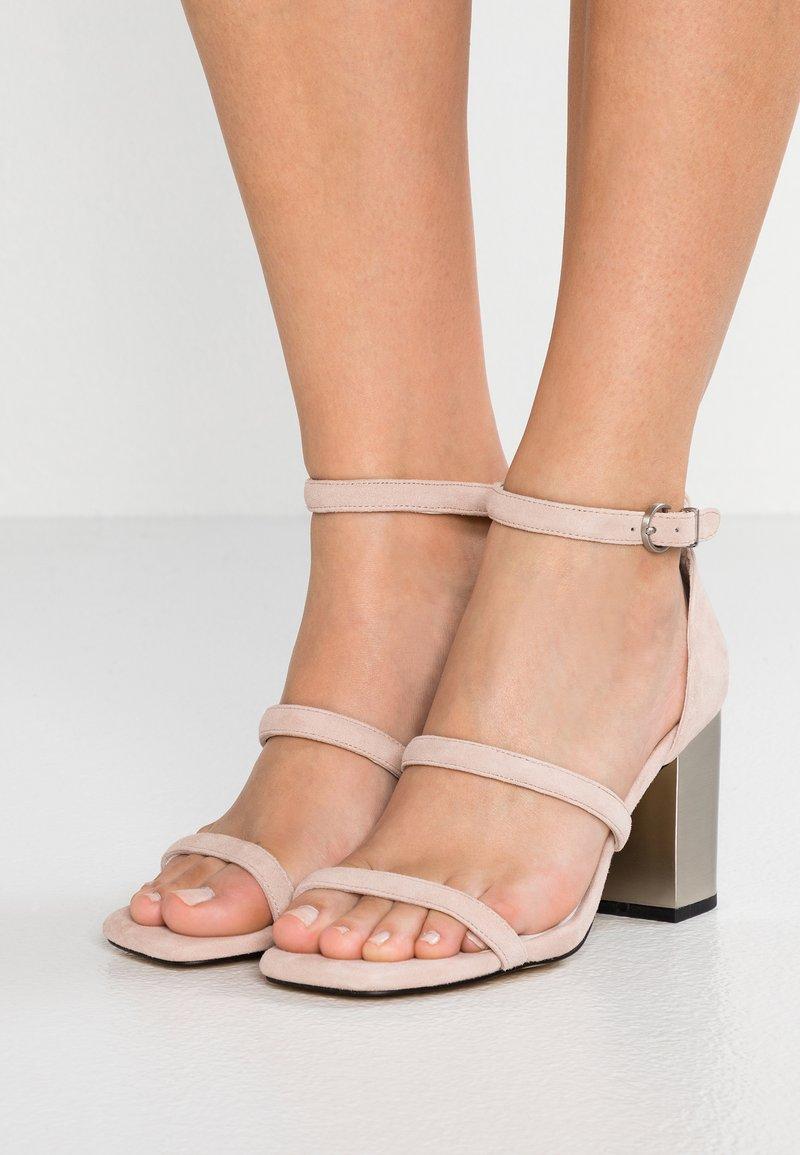 Senso - ROBBIE - Sandals - blush