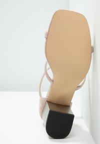 Senso - ROBBIE - Sandals - blush - 6