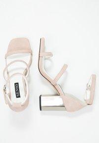 Senso - ROBBIE - Sandals - blush - 3