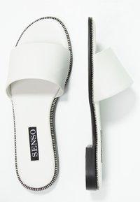 Senso - GILLY SLIDE - Pantolette flach - marzipan - 3