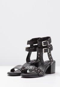 Senso - JILLIE - High heeled sandals - ebony - 4