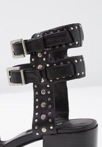 Senso - JILLIE - High heeled sandals - ebony - 2