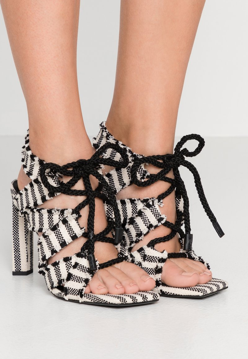 Senso - SULLY - High heeled sandals - offwhite