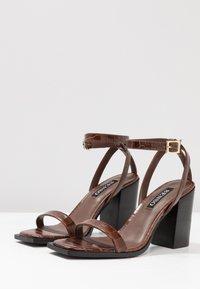 Senso - ROZA - High Heel Sandalette - cocoa - 4