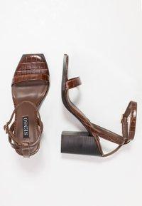 Senso - ROZA - High heeled sandals - cocoa - 3