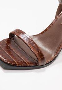 Senso - ROZA - High Heel Sandalette - cocoa - 2